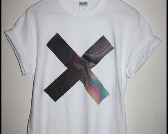 brand new * the xx cross coexist t-shirt indie jamie xx festival hipster tumblr angel*  Available in Small, Medium, Large or XL.