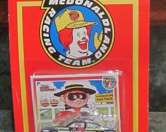 1994 Racing Champions McDonald's Hamburglar Die Cast Car Mint in Package