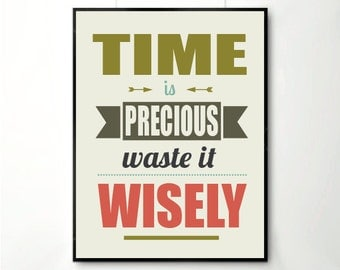 popular items for quote poster print on etsy