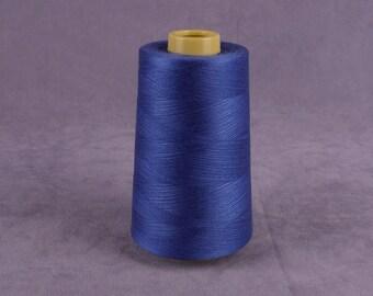 SALE Blue Serger Cone Thread - 6000 yards (CT6000BL)