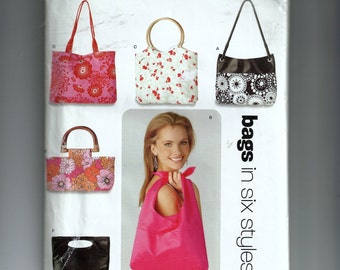 New Look Bags Pattern 6391