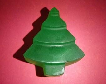 Big Christmas Tree Glycerin Soap