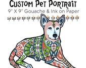 Custom Portrait of Your Pet