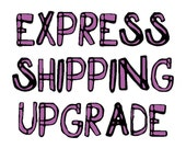 Upgrade Priority Mail to Express Shipping