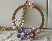 Jacinta - Vintage Necklace