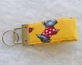 Mini Key Fob  - Scotty dogs