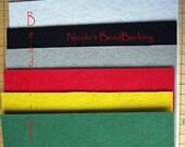 Nicole's BeadBacking 12x9 NBB 6  Bead Embroidery Soutache Beading