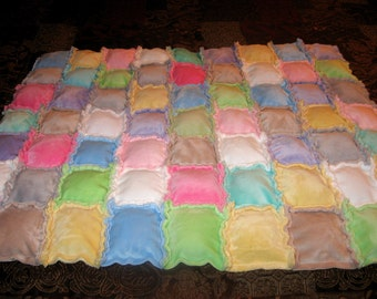 Cuddly Baby Pillow Quilt