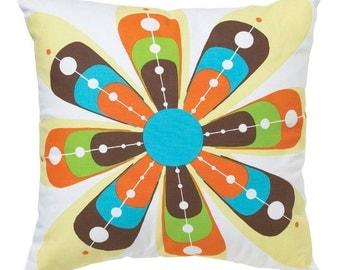 Modern Decorative Pillow Cover 18x18 - Colorburst