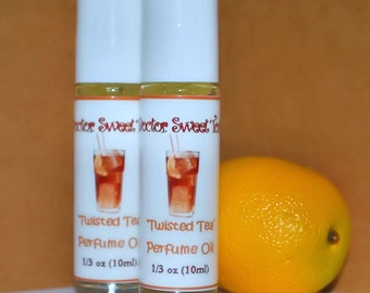Twisted Tea Perfume Oil Roll-On