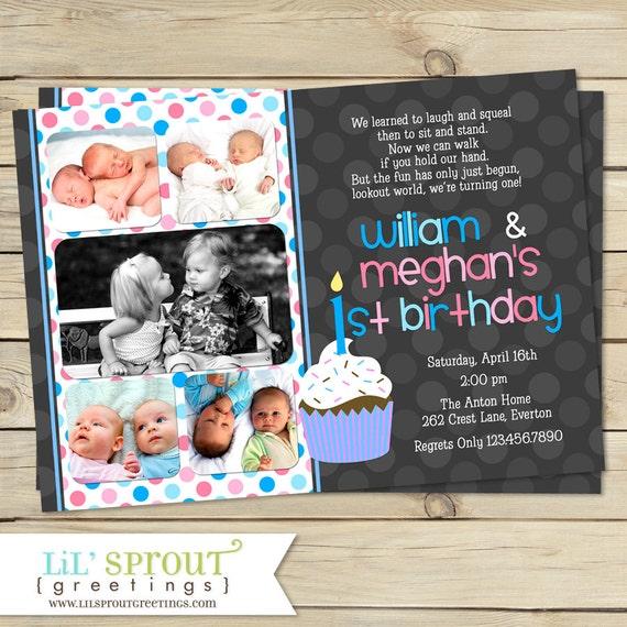 Invitations 1St Birthday Boy was perfect invitation design