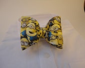Minion Bow tie