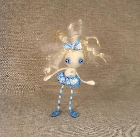 Marina the Crazy Haired Ballerina Dolly