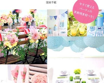Table Styling - Japanese Craft Book