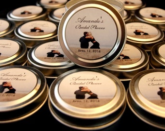 Custom Listing for Amelia Event or Retreat Favor Gift Travel Candles
