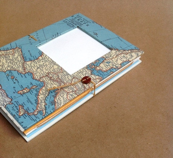 Europe Travel Journal for Art, Photos and Writing - Made to Order