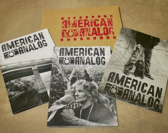 American Analog: ALL 3 ISSUES!