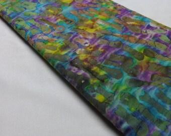 Quilting Batik, Sewing Batik, Batiks, Quilt Batik, Quilting Fabric, Fabric For Quilting, Blue Batik, Sewng, Waxed Fish Batik, Funky Fabric