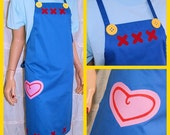 Cyrus Animal Crossing: New Leaf Chef Apron Costume Skirt Adult ALL Sizes - MTCoffinz