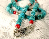 Turquoise Stacker Necklace