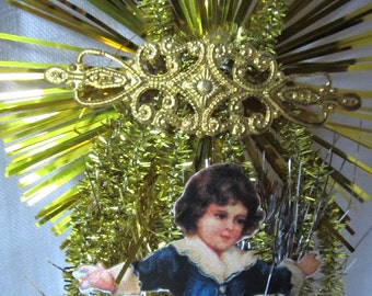 Victorian Style Embellishment Craft Supplies