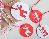 Christmas Cheer Gift Tags - Great for Christmas