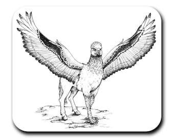 buckbeak coloring pages - photo#31
