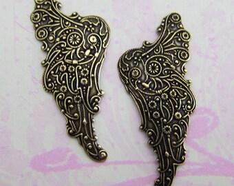 Pair of Brass Wings 258
