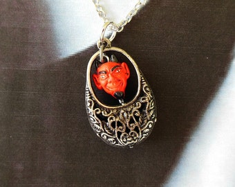 Hell In a Handbasket Necklace