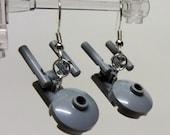 Enterprise Earrings