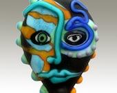 Aardvark's MIND FUNK Mask Bead