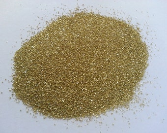 German Glass Glitter - Bright Gold