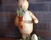 Primitive Grungy Hare