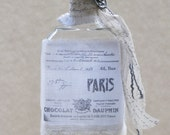 Paris Altered Bottle