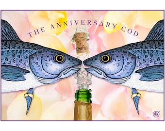 The Anniversary Cod (for Gays)