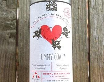 0447 Tummy Coat tea 15bag tin