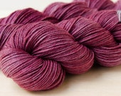 Hand Dyed Sock Yarn - Superwash Merino Wool & Nylon - Fingering Weight - Dance - Waltz