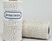 CLEARANCE Metallic Gold Divine Twine - Baker's Twine