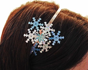 Snowflake Frozen Headband - Snow Queen Hair Accessory - Elsa Headband