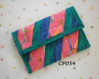 Quilted Coin Purse (CP054)