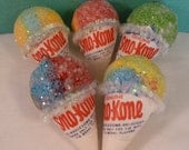 2013 Super Miniature Snowcone Ornaments