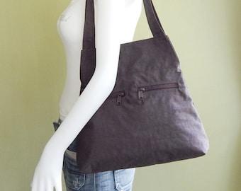 Sale - Water-Resistant Bag, purse, shoulder bag, messenger, tote, women, stylish, unique - CRYSTAL