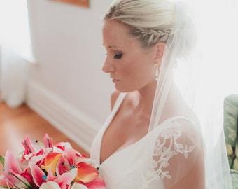 Destination Tropical Malibu Beach Calla Lily Bridal  Destination Wedding Bouquet Set