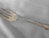 Vintage International Silver Serving Fork