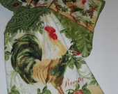 Country Rooster Gift Set
