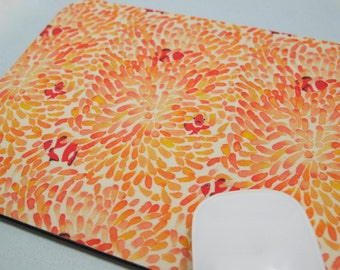 Buy 2 FREE SHIPPING Special!!   Mouse Pad, Computer Mouse Pad, Fabric Mousepad       Hiding Fish