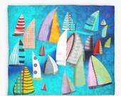 Regatta Art Collection - Duvet Cover -  Rupydetequila