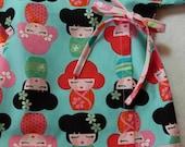 Original LivvySue Kimono Top - Hello Tokyo by Lisa Tilse - Sizes 0-6 mth to 2T