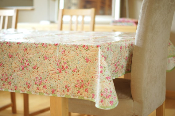 last one 50 off sale laminated cotton tablecloth. Black Bedroom Furniture Sets. Home Design Ideas