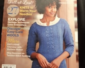 Fall 2010 Interweave Knits Magazine